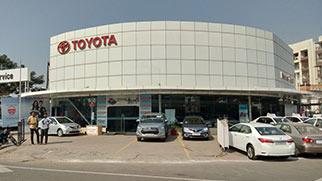 Nanavati Toyota