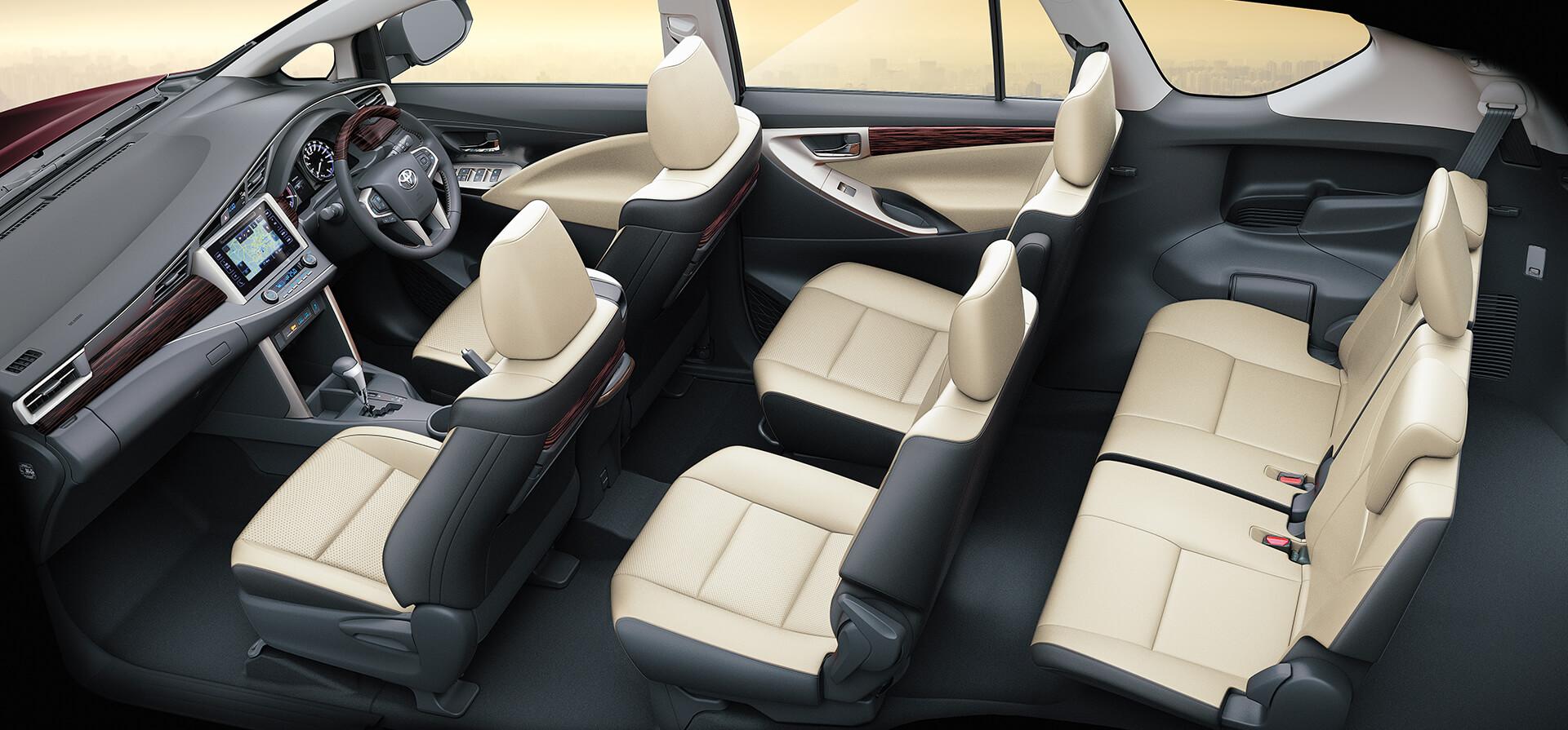 Toyota India | Official Toyota Innova Crysta site, Innova